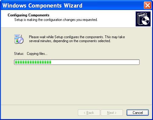 تثبيت IIS Windows