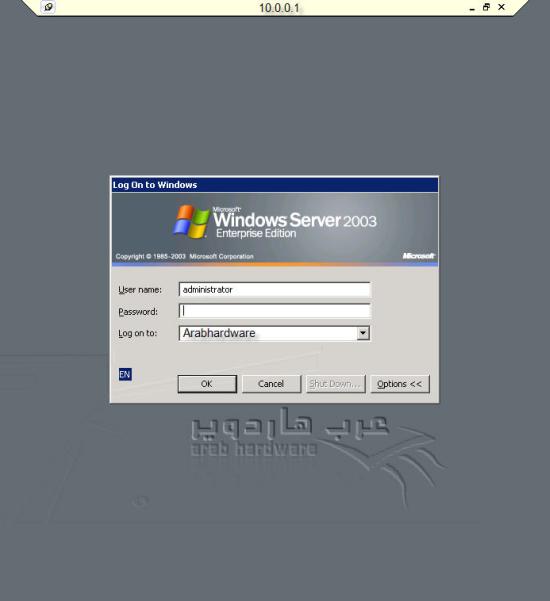 شرح بالصور: طريقة الإتصال بجهاز آخر عن طريق خدمة Remote Desktop Connect2PC10