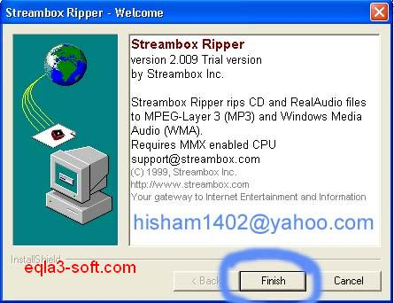 streambox ripper